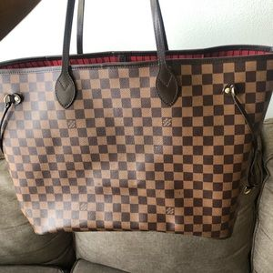 Louis Vuttion Neverfull GM purse
